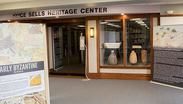 Biblical archaeology confab to open exhibit at SBU