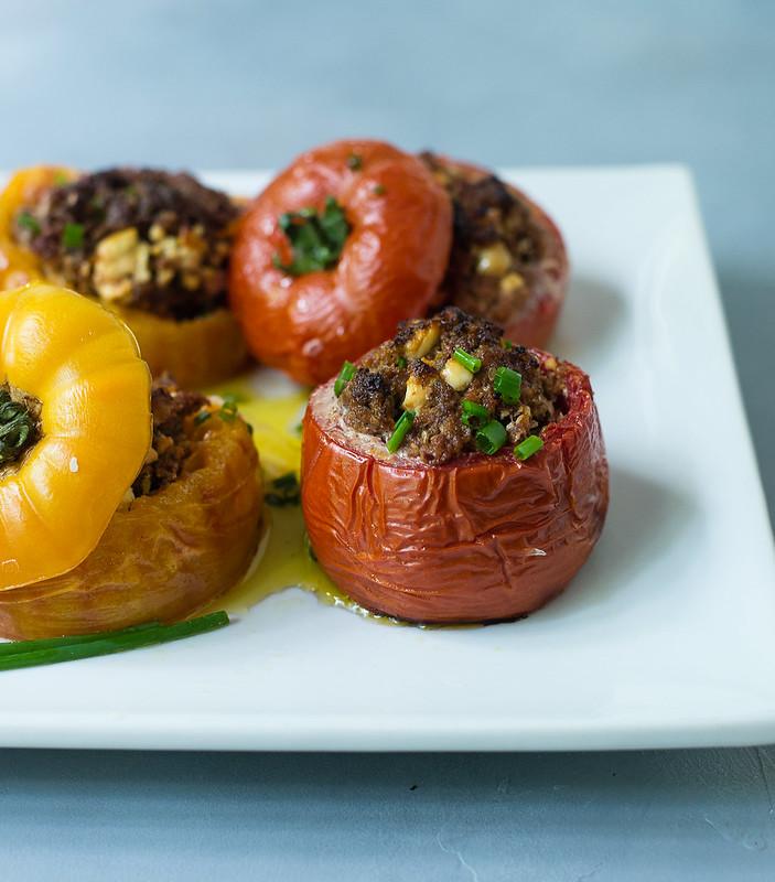 The Weeknight Mediterranean Kitchen Cookbook