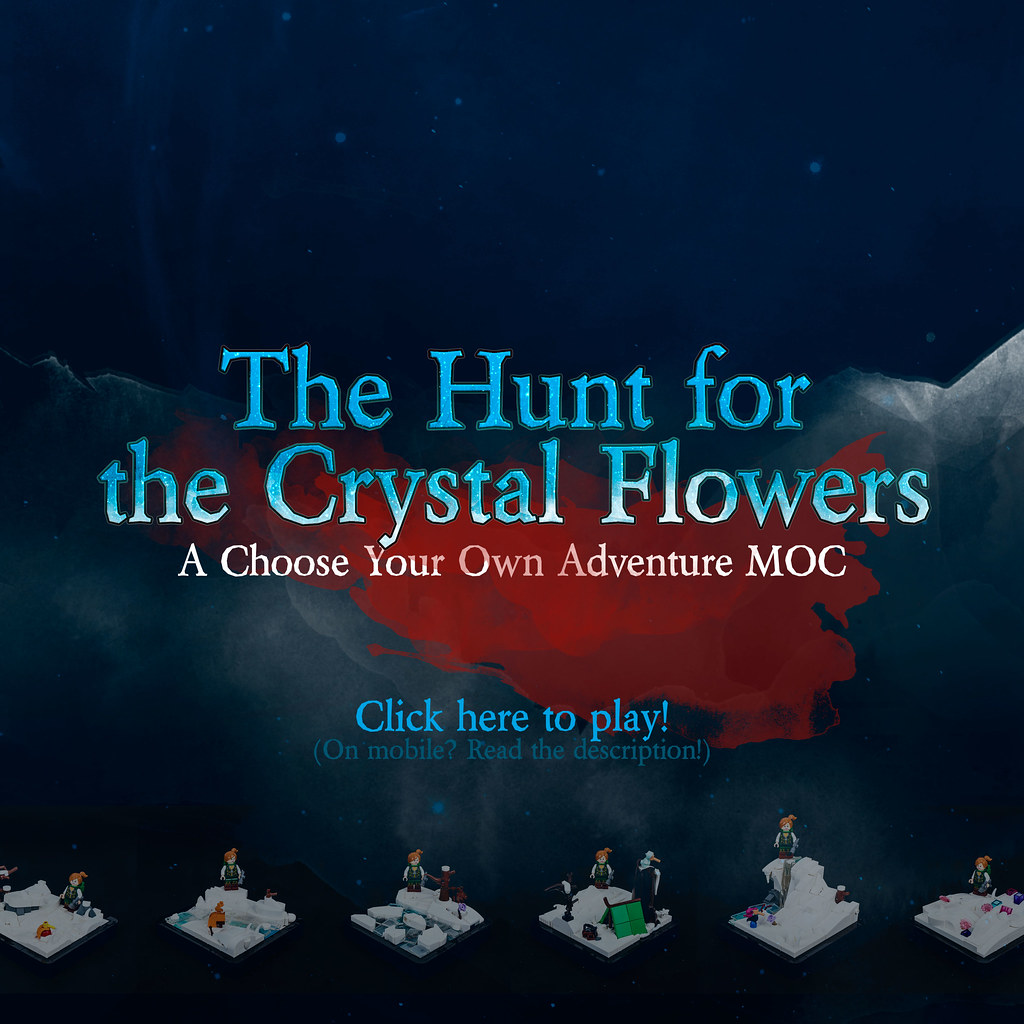 The Hunt for the Crystal Flowers