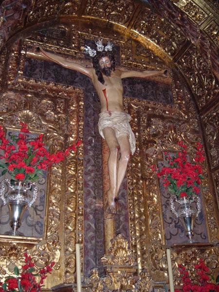 Hermanda del Santísimo Cristo de La Pax y Nuestra Señora del Mayor Dolor.
