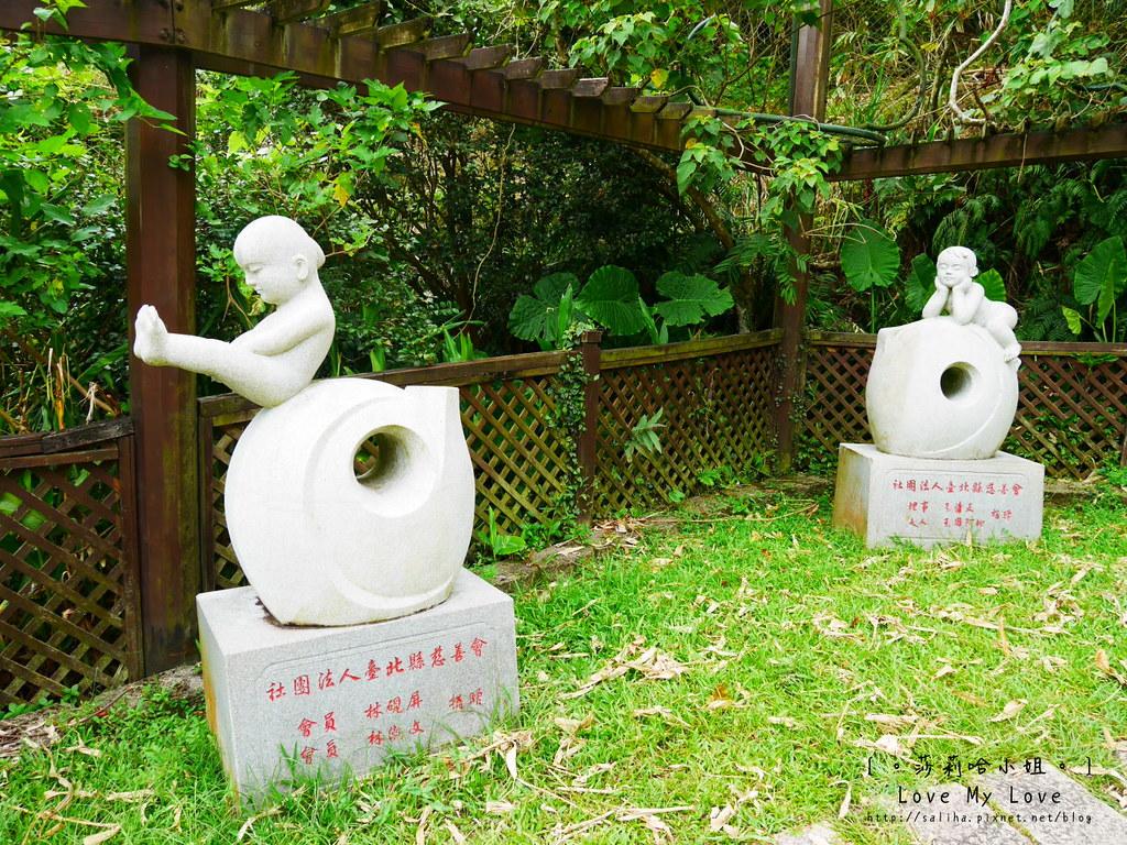 坪林老街一日遊景點石雕公園 (6)