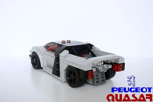 Peugeot Quasar 5 Rear_left