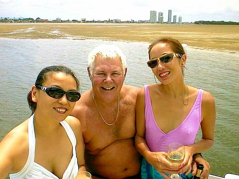 Babes boats Bangkok