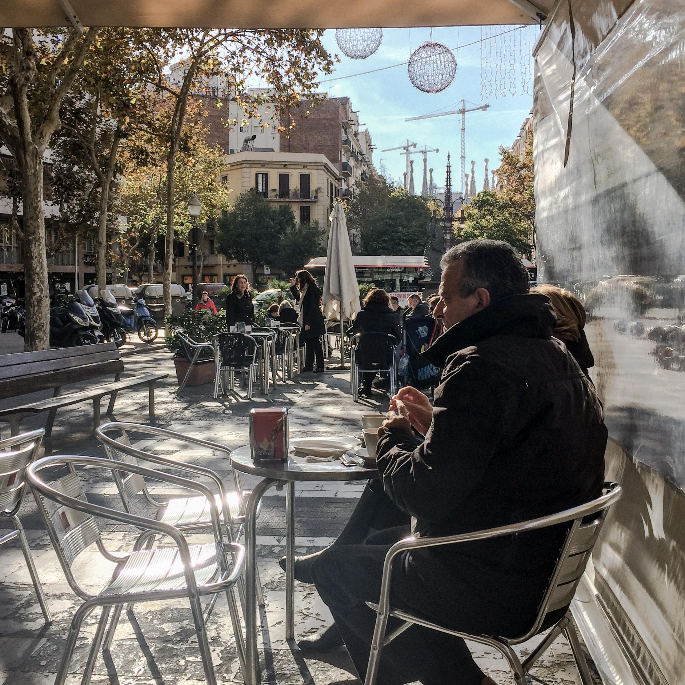 Avenida de Gaudi
