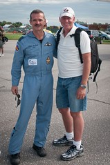 Steve & Chris Hadfield
