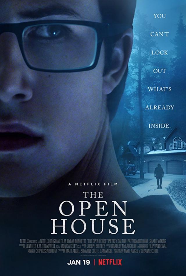 Căn Nhà Ma Ám - The Open House (2018)