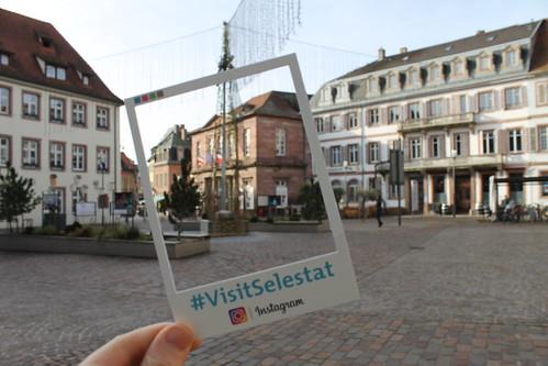 Polaroid #VisitSelestat