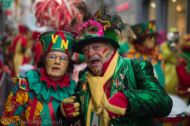 Carnaval Maastricht 2018
