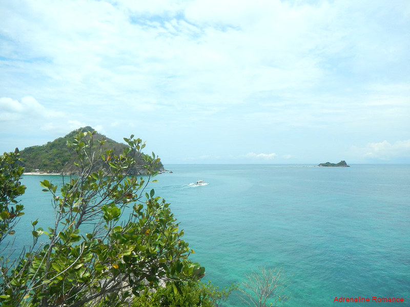 View of the archipelago from Cabugao Gamay