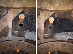 Watchtower Level 3 - Before & After Conservation Work - 6577