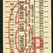 ticket - economic 6p c1972