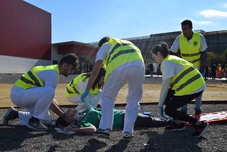 Práctica Accidente Múltiples Víctimas (115)
