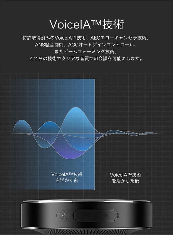 eMeet スピーカーフォン Bluetoothスピーカー レビュー (8)