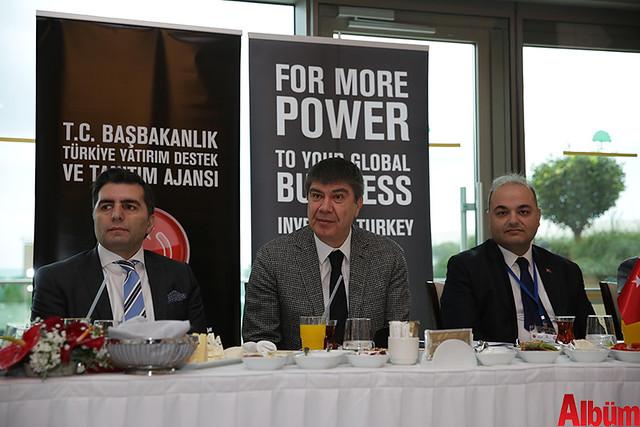 Antalya Büyükşehir Belediyesi Başkanı Menderes Türel Alman Gazetecilerle buluştu