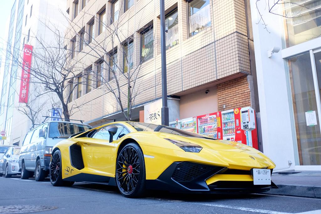 Lamborghini Aventador 2018/01/12 X7000075