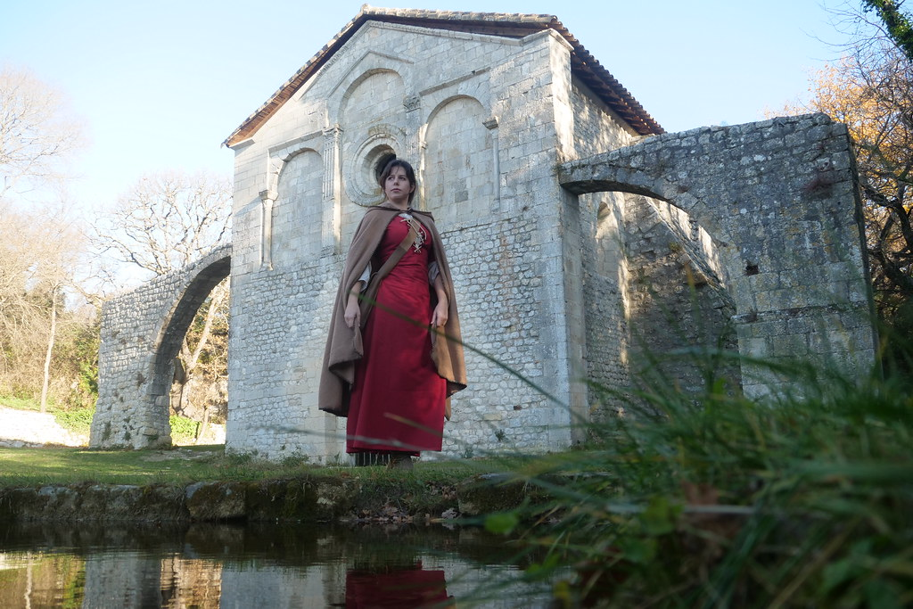 related image - Shooting Médiéval - Orena Costume - Val des Nymphes -2017-12-23- P1100595