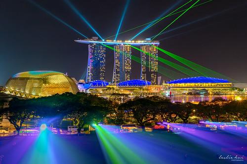 MBS Light Show