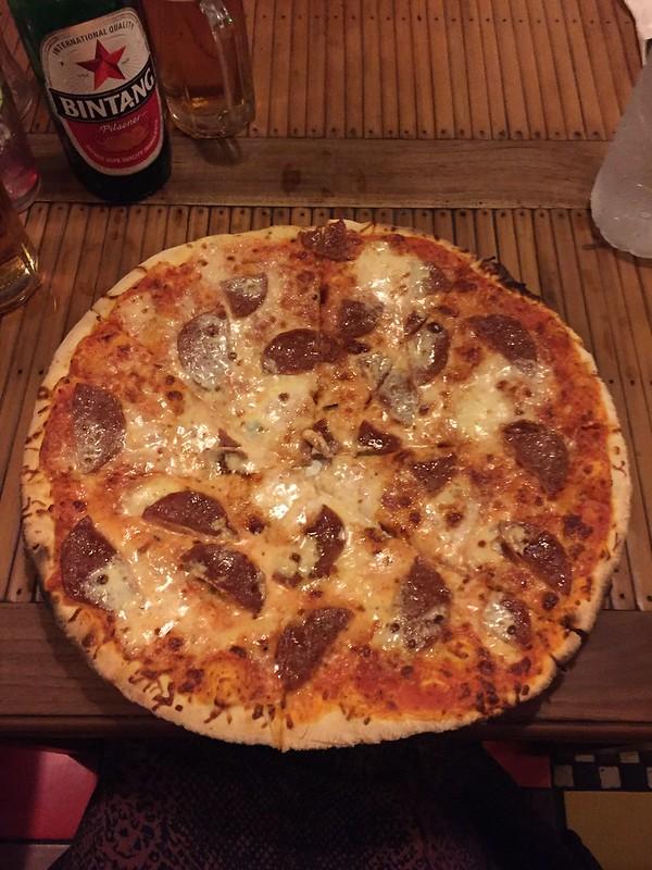 Mamma Mia Pizza ubud bali
