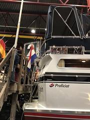 za, 10/02/2018 - 13:48 - Dopey Too aan de steiger tijdens Boot Holland 2018