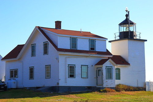 Four Point Light Station, Stockton Springs, ME