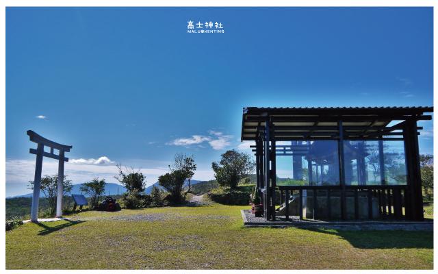 高士神社(白色鳥居)-9