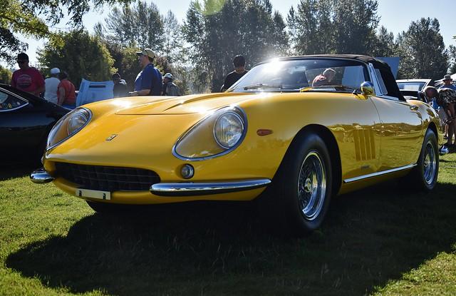 1967 Ferrari 275 GTS / 4 NART Spyder