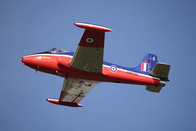 G-BWGF Jet Provost T.5A