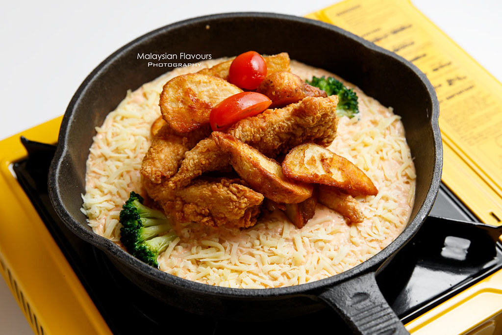 Chir Chir Chicken Factory Pavilion KL