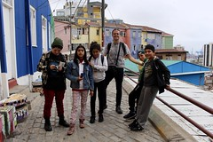 Recorriendo Valparaíso con El Murialdino