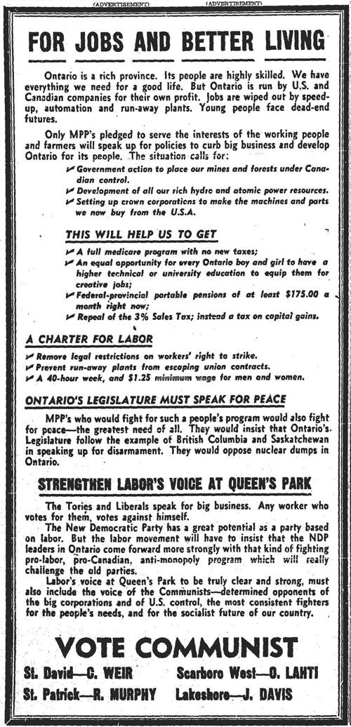star 1963-09-21 communist election ad