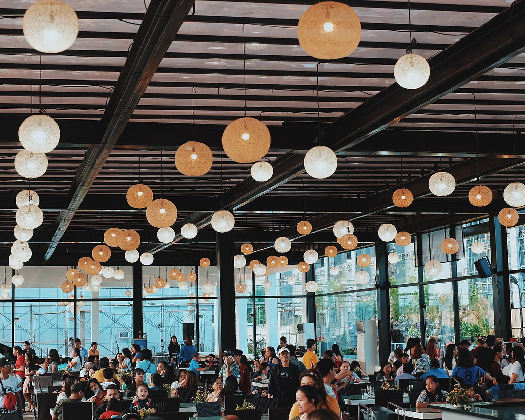 Ciudad de Victoria The Garden Restaurant