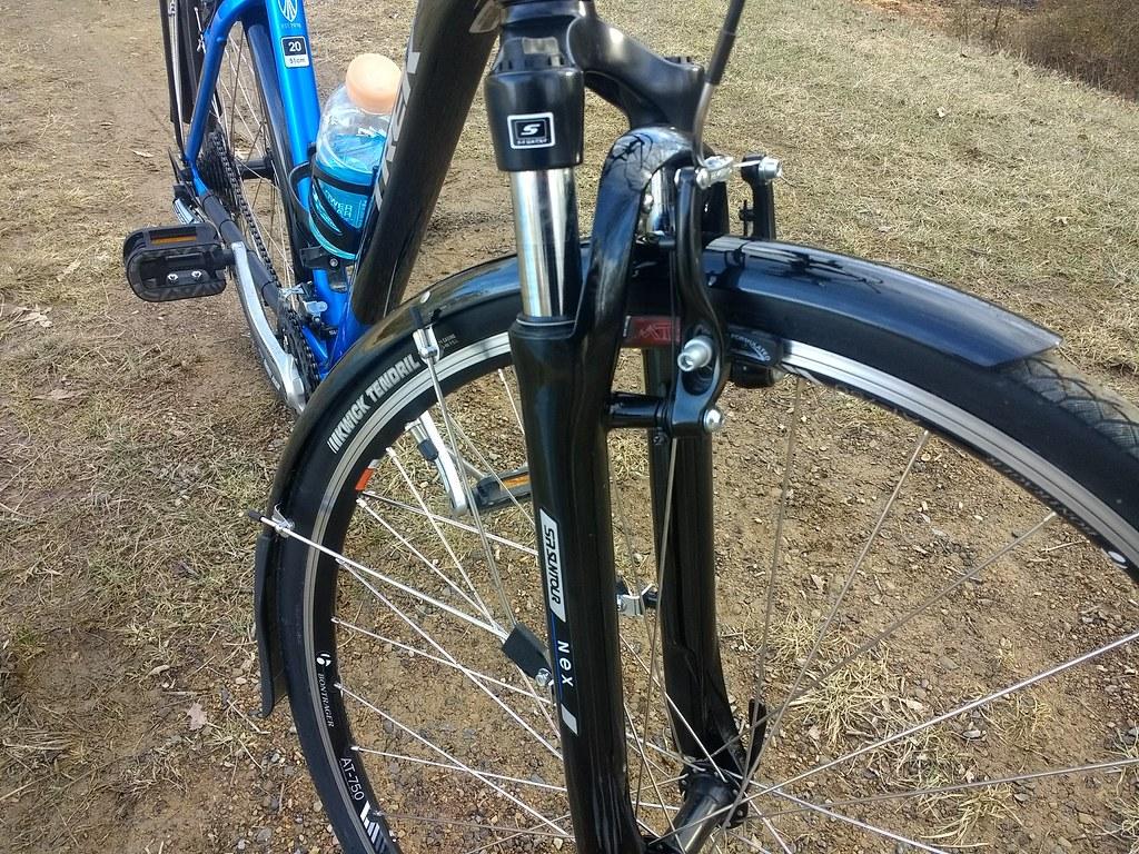 Fenders for Trek FX 3? - Bike Forums