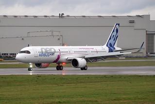 A321-251NX Airbus D-AVZO MSN7877