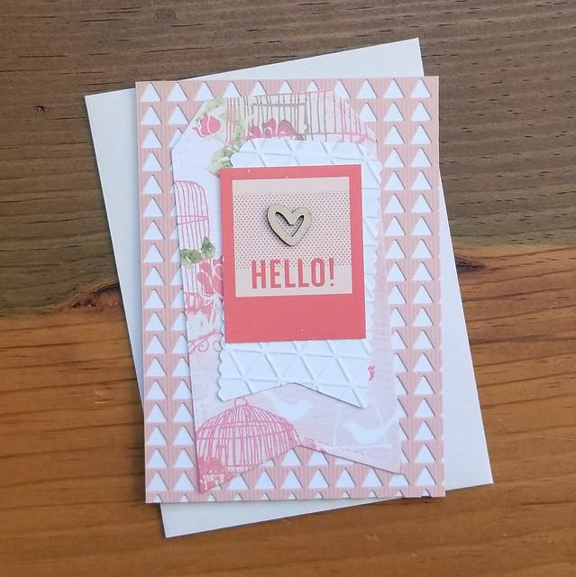 Valentine's 2018 Card Swap - Sent | shirley shirley bo birley Blog