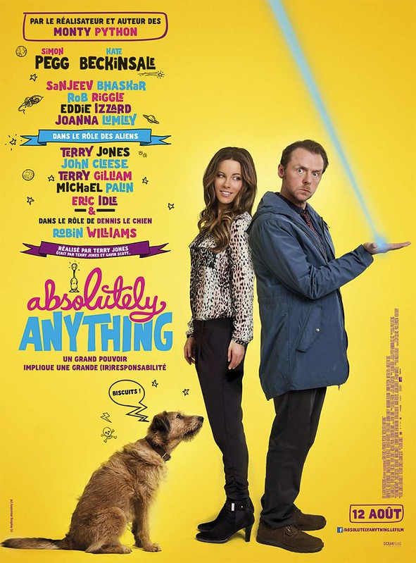 Absolutely Anything - Poster 8