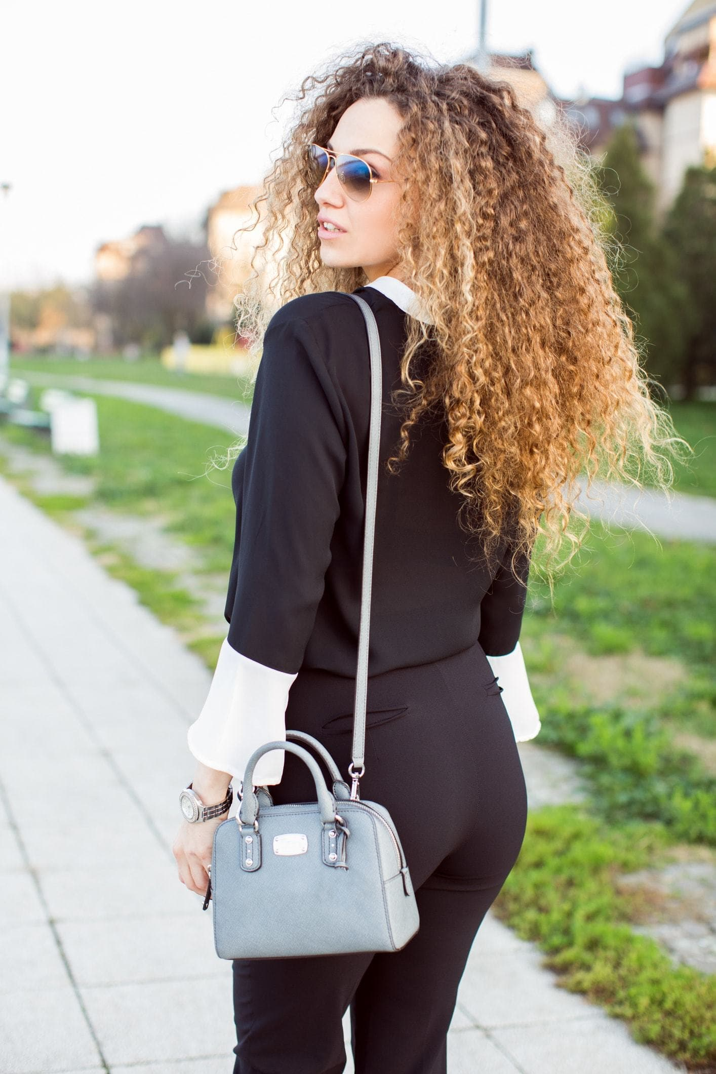 Modern Curly Perms Types : Glamorous Styles 3