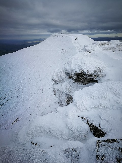 Pen Y Fan Mountain Walk