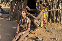 hammer hairdress ethiopia