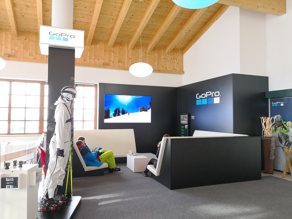 GoPro lounge