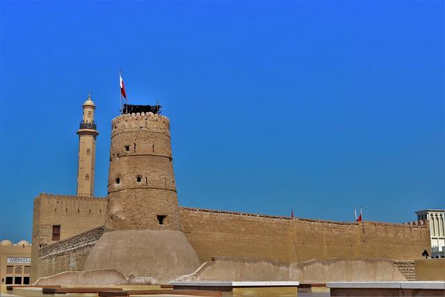 Al Fahidi Fort-Dubai Museum