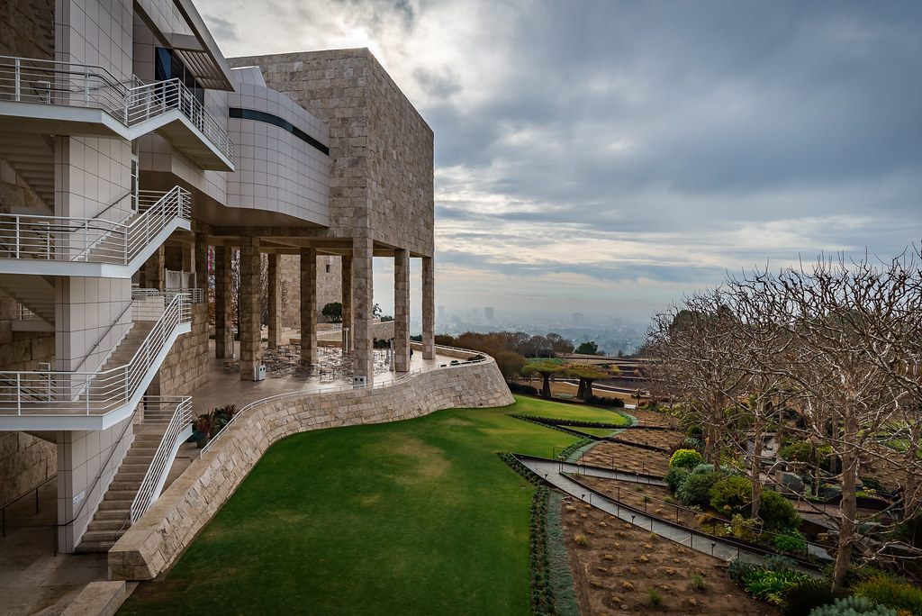 Hotels Near The Getty Museum