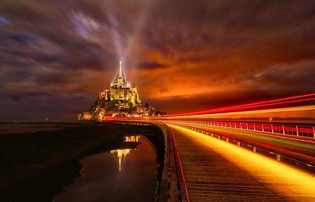 Recent Faves - Mont St Michel