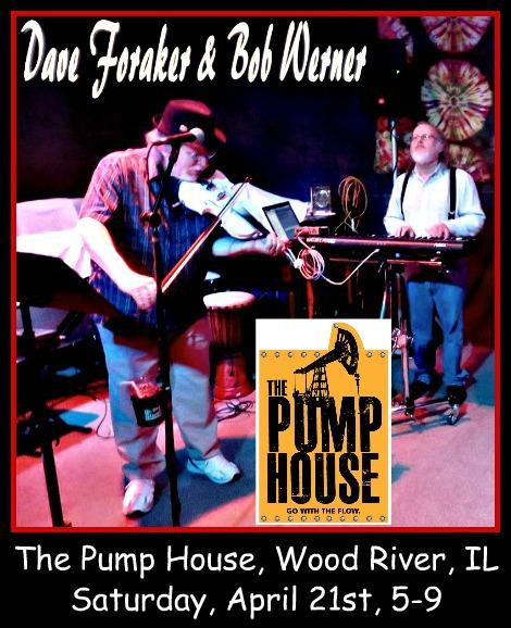 Dave Foraker & Bob Werner 4-21-18