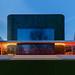 Musis Sacrum Parkzaal Arnhem @ blue hour