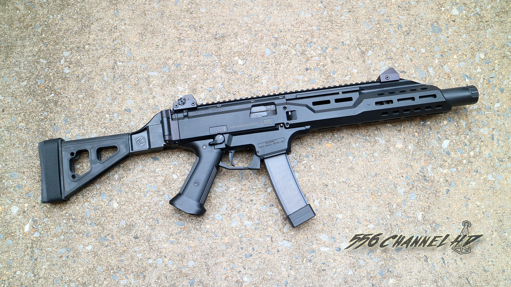 CZ Scorpion EVO Micro/K conversion [Archive] - Maryland Shooters