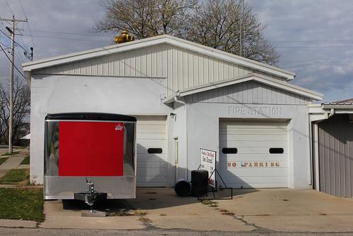 Fire Station (Former) - Gratiot, WI