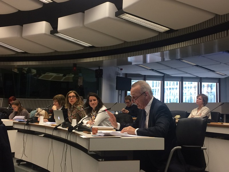 takeholder consultation on education and culture at European Committee of the Regions