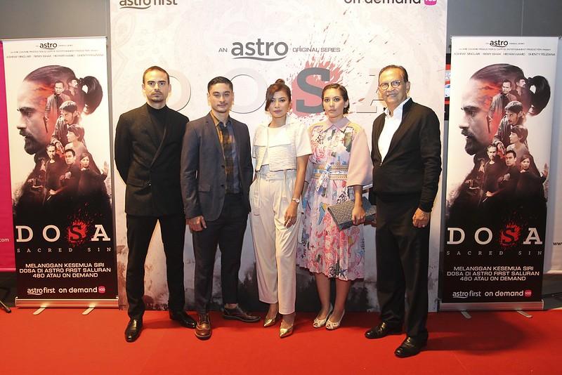 Gabungan hebat dari Malaysia - Indonesia -Singapura