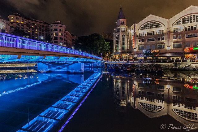 night on the river, Canon EOS 5D MARK II, Canon EF 16-35mm f/4L IS USM