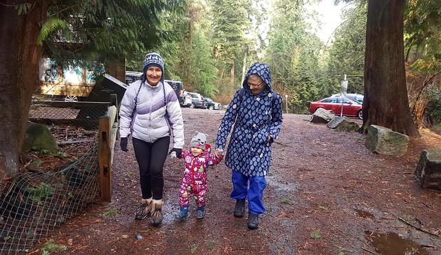 Hike with Grandmas